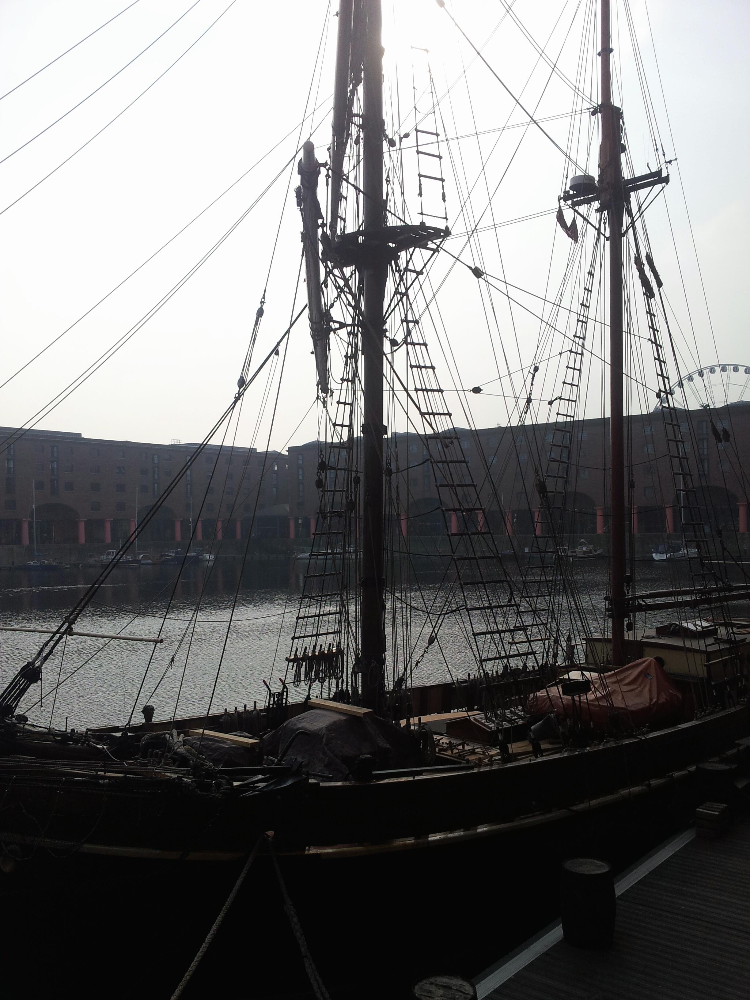 iatefl liverpool albert dock