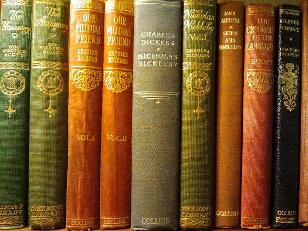 books literature foreign language