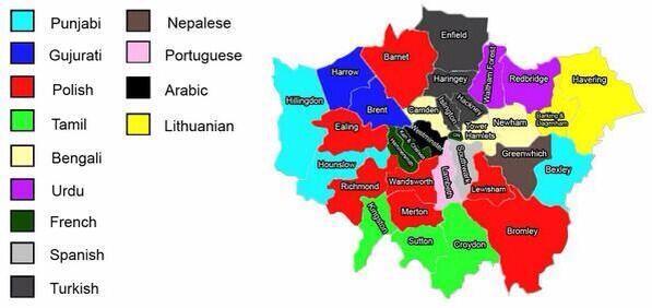 london languages
