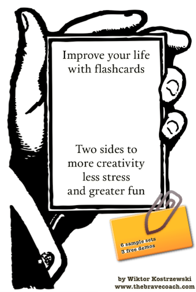 improve your life with flashcards